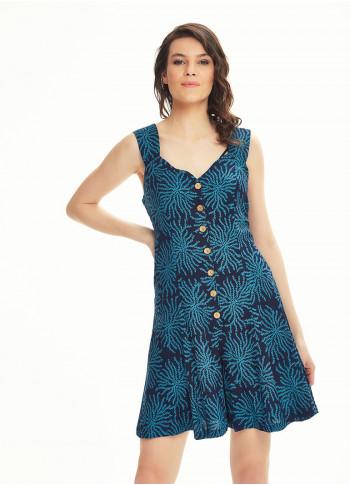 Boho Short Starfish Dress