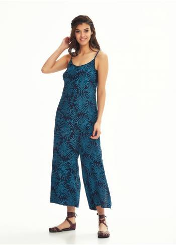 Loose Fit Starfish Jumpsuit